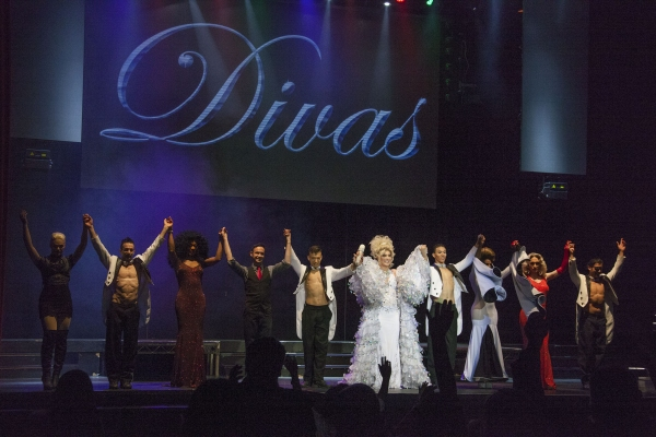 Photo Flash: Vegas Divas & COP 4 CAUSES Partner for 'Golden Ticket' Event