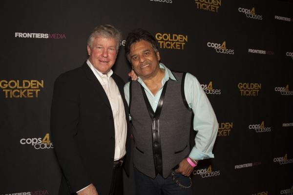 Larry Wilcox and Eric Estrada Photo