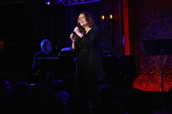 Photo Flash: Maureen McGovern Plays 54 Below; Tony Bennett, Sam Underwood & More Attend!