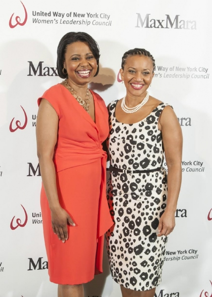 Photo Flash: United Way of NYC Honors Andrea Jung, Hayley Boesky