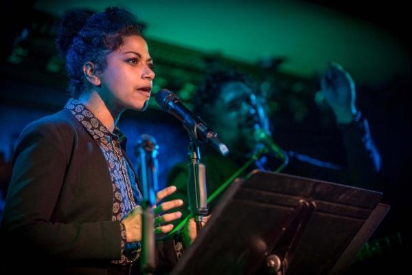 Alysha Umphress sings 'Tomorrow'