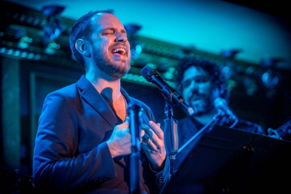 Photo Flash: Creators, Original Cast and More Bring VERY VERY ROCK SHOW to 54 Below