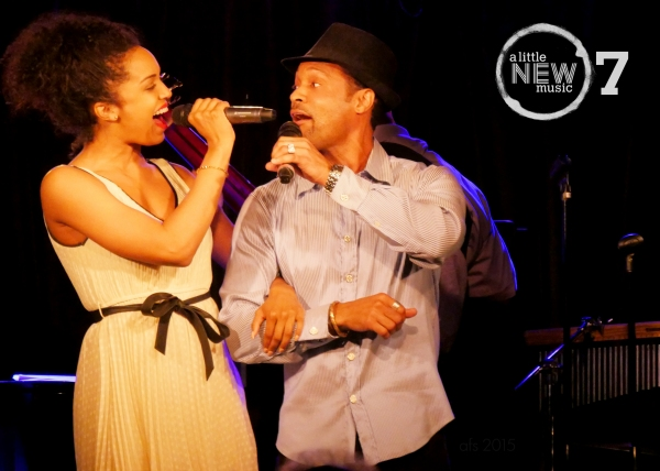 From the cast of the upcoming RECORDED IN HOLLYWOOD, Jade Johnson and Stu James (as John Dolphin) sing 'Baby You Got the Job' by Andy Cooper.