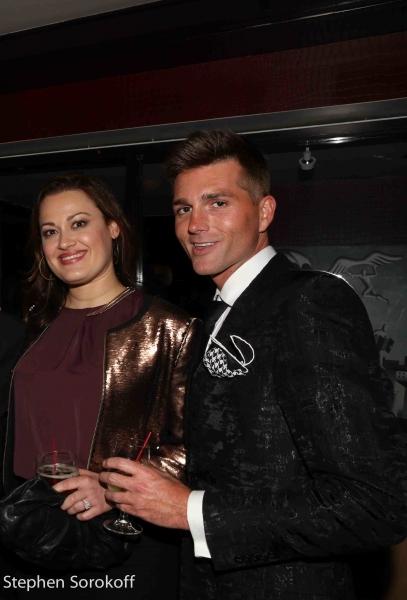 Ashley Brown & eric Gabbard