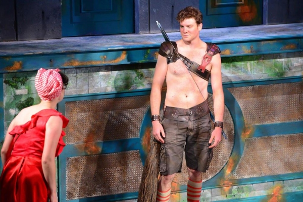 Photo Flash: The Hypocrites' ALL OUR TRAGIC Returning This Summer