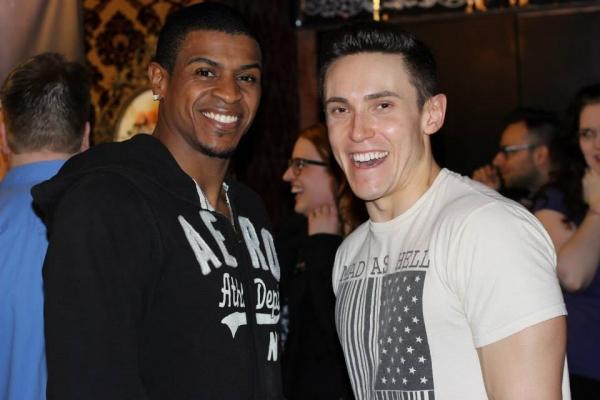 Daniel Bentley and Alec Varcas