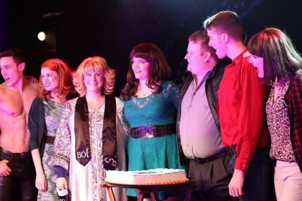 Photo Flash: 50 SHADES! Celebrates First Year Off-Broadway