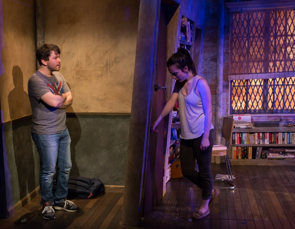Photo Flash: First Look at the World Premiere of Nick Blaemire's SOON at Signature Theatre