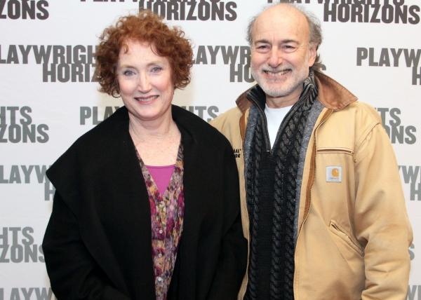 Caitlin O'Connell & Peter Friedman