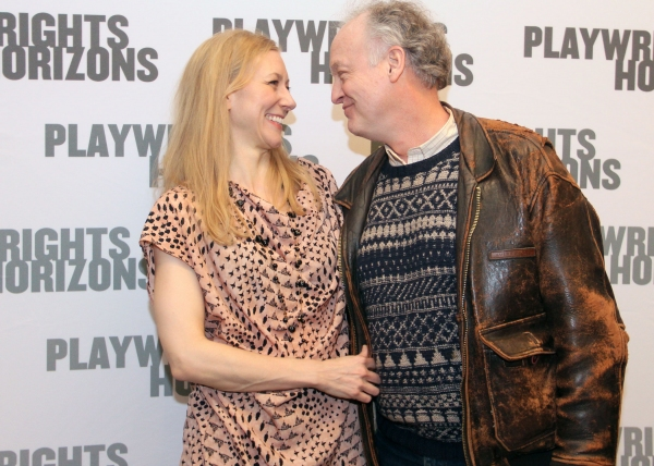 Tina Benko & Reed Birney
