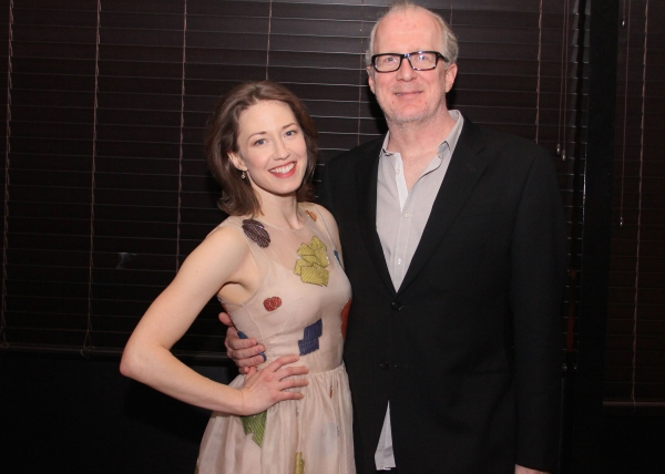 Carrie Coon & Tracy Letts