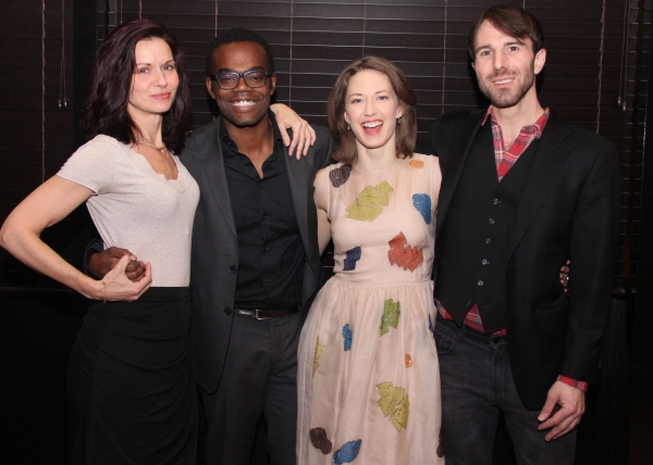 Florencia Lozano, William Jackson Harper, Carrie Coon, Alex Hurt
