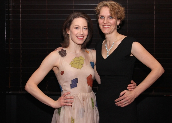 Carrie  Coon & Melissa James Gibson
