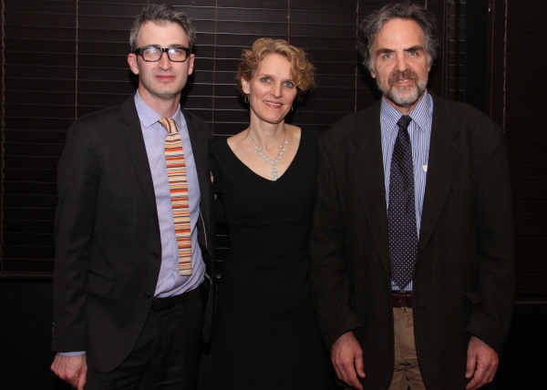Daniel Aukin, Melissa James Gibson & Tim Sanford