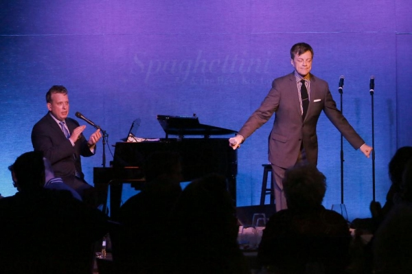 Photo Flash: Jim Caruso's Cast Party Returns to Beverly Hills with 'Extreme' Open Mic