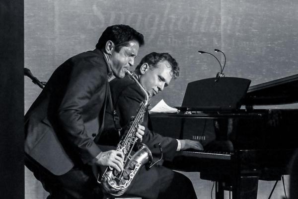 Dave Koz and Billy Stritch