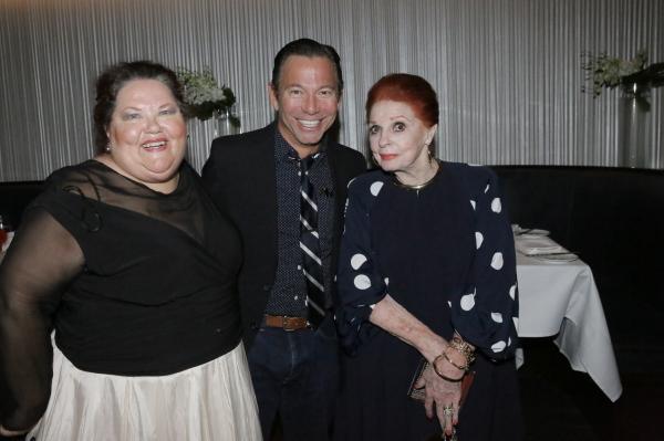 Melissa Bailey, Cortes Alexander and Carol Cook