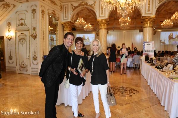 Will Nunziata, Ms. D, Eda Sorokoff
