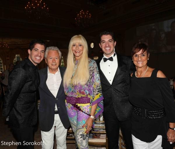 Will Nunziata, Stephen Sorokoff, Sunny Seesa, Anthony Nunziata, Ms. D