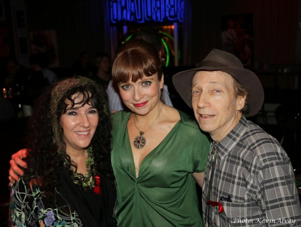 Barbara Siegel, Maxine Linehan and Scott Siegel