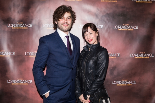 Photo Flash: LORD OF THE DANCE: DANGEROUS GAMES Celebrates Opening Gala