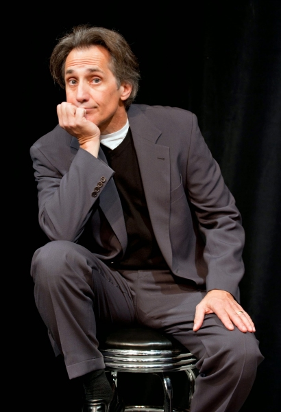 Robert Dubac in a scene from THE MALE INTELLECT: AN OXYMORON? Photo