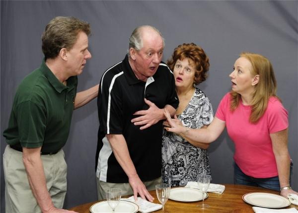 Andrew Whitney, Roy Harry, Rachel Gordon and Debbie Zika Photo