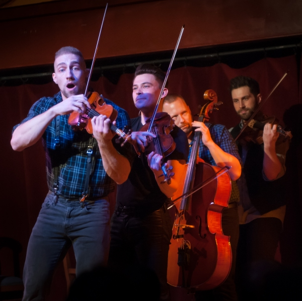 Well-Strung Loves Their Broadway in New Orleans & Beyond