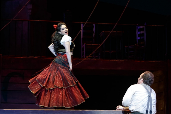 Photo Flash: First Look at Pittsburgh Opera's CARMEN