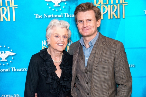 Angela Lansbury and Charles Edwards