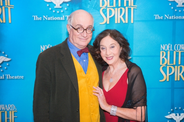 Simon Jones and Sandra Shipley, who play Dr. and Mrs. Bradman