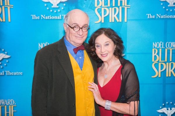 Simon Jones and Sandra Shipley, who play Dr. and Mrs. Bradman