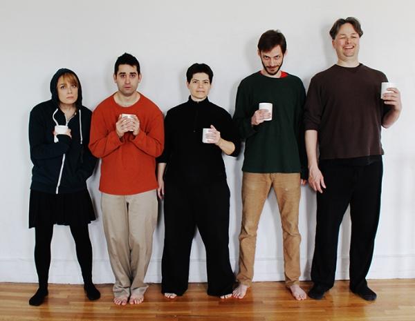 Bardolph (Laura Valpey), Peto (Jonathan Hicks), Prince Hal (Amy Driesler), Poins (Jak Photo