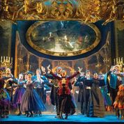 BWW Reviews:  Fiery Operatic Drama Unfolds in New Production of THE PHANTOM OF THE OPERA at Shea's Buffalo Theatre