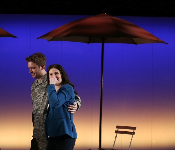 BWW Flashback: Here They Go! IF/THEN Concludes Broadway Run Today