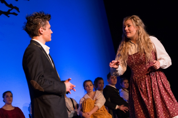 Photos: Sneak Peek at The Ohio Educational Theatre Association's SPRING AWAKENING