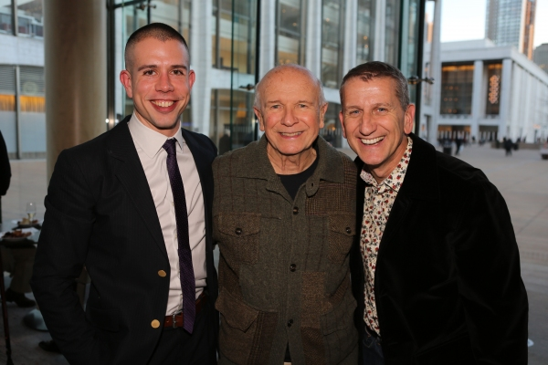 Stephen Karam, Terrence McNally, Tom Kirdahy