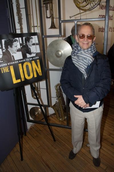 Photo Flash: Joel Grey Hosts Special Performance of Benjamin Scheuer's THE LION