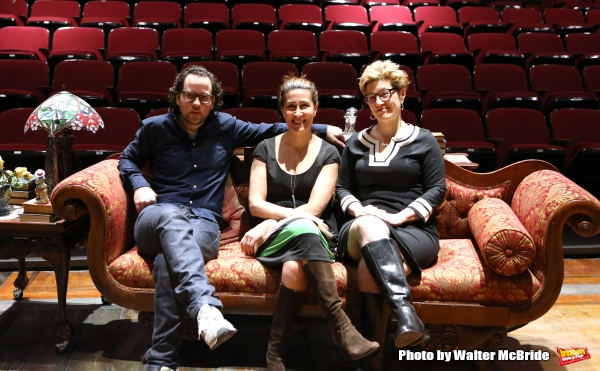 Photo Coverage: Sam Gold Hosts Open House for Broadway's FUN HOME!