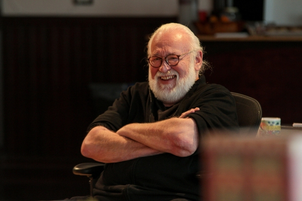 Director and ensemble member Frank Galati