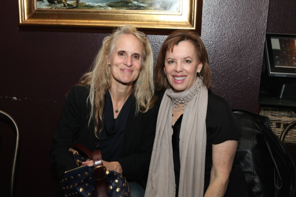 Producer Wendy vanden Heuvel, Weathervane Productions and Jeanie Hackett