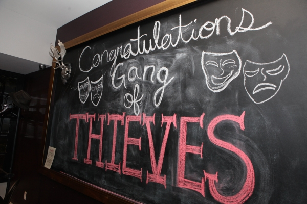 Photo Flash: THIEVES Celebrates World Premiere in North Hollywood
