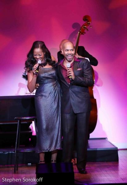 La Tanya Hall & Darius De Hass