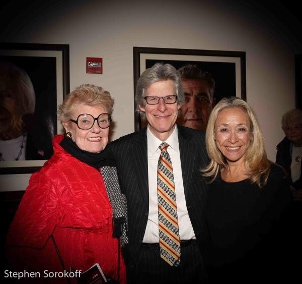 June Freemazon, Ted Chapin, Eda Sorokoff