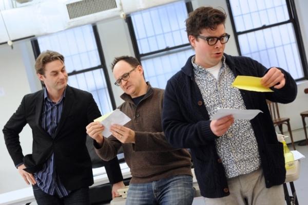 Spencer Plachy, Michael Dean Morgan, Will Blum