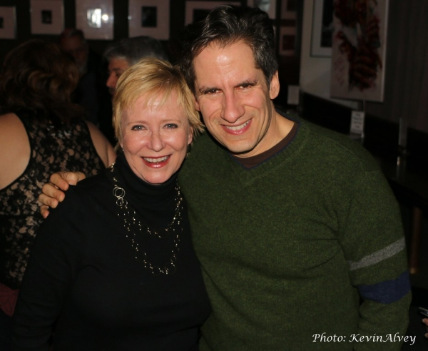 Eve Plumb and Seth Rudetsky