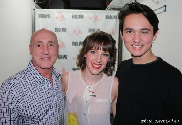 Gianni Valenti, Jessie Mueller and company