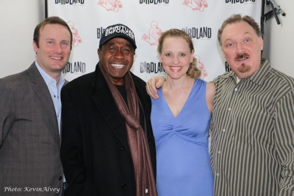 Michael Croiter, Ben Vereen, Anika Larsen and Dan Watt