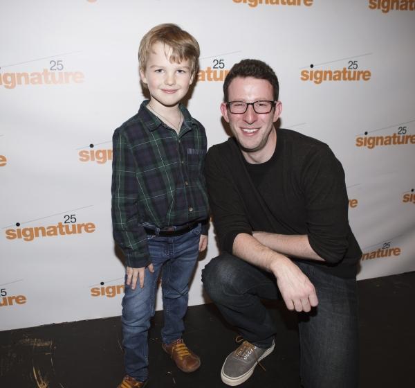 Photo Flash: Nick Blaemire's SOON Celebrates Opening Night at Signature Theatre