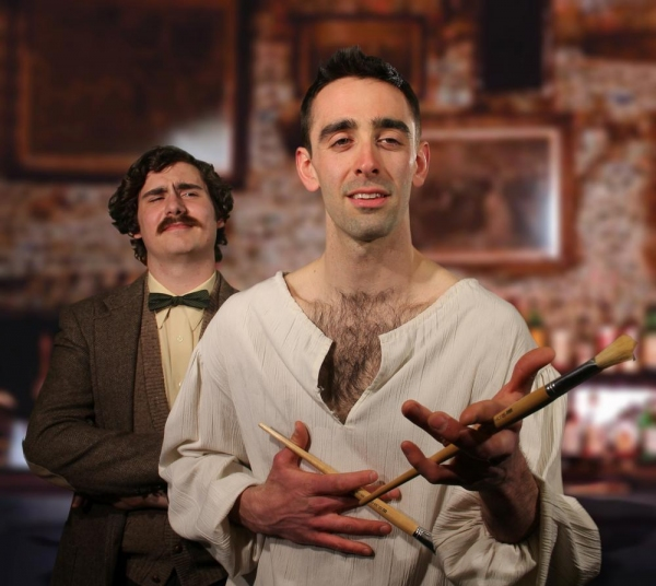 Photo Flash: Pennington Players' PICASSO AT THE LAPIN AGILE Begins Tonight